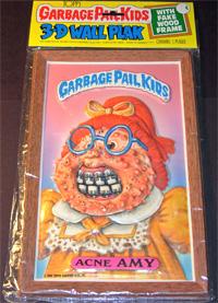 Garbage Pail Kids 3 D Wall Plaks Geepeekay