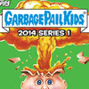 2014 GPK Series 1 Wrapper